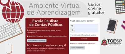 EPCP disponibiliza cursos gratuitos em ambiente virtual